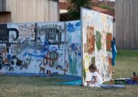 Vernisáž - malování pro děti